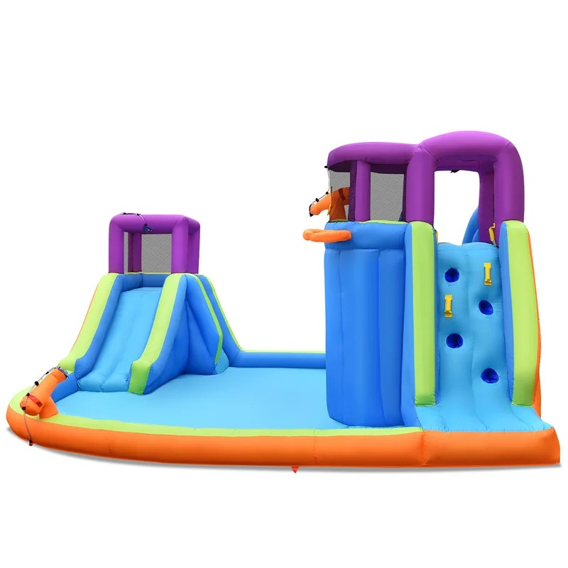 Bounce House with Water Slide by Costway