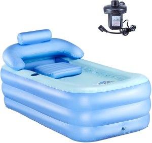 CO-Z inflatable adult bath tub, ice baths