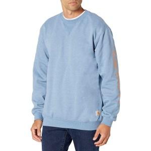 carhartt rib knit crewneck sweatshirt, best Amazon prime day fashion deals
