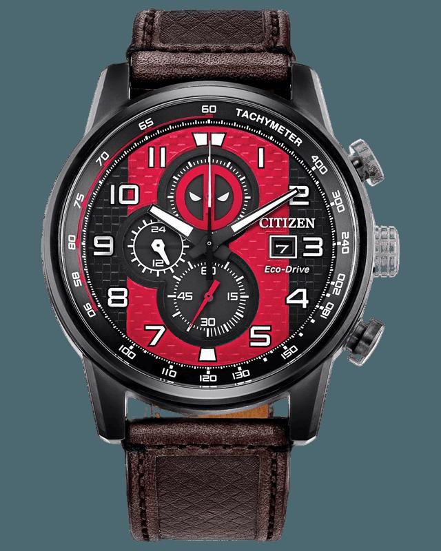 Citizen Watch chronograph