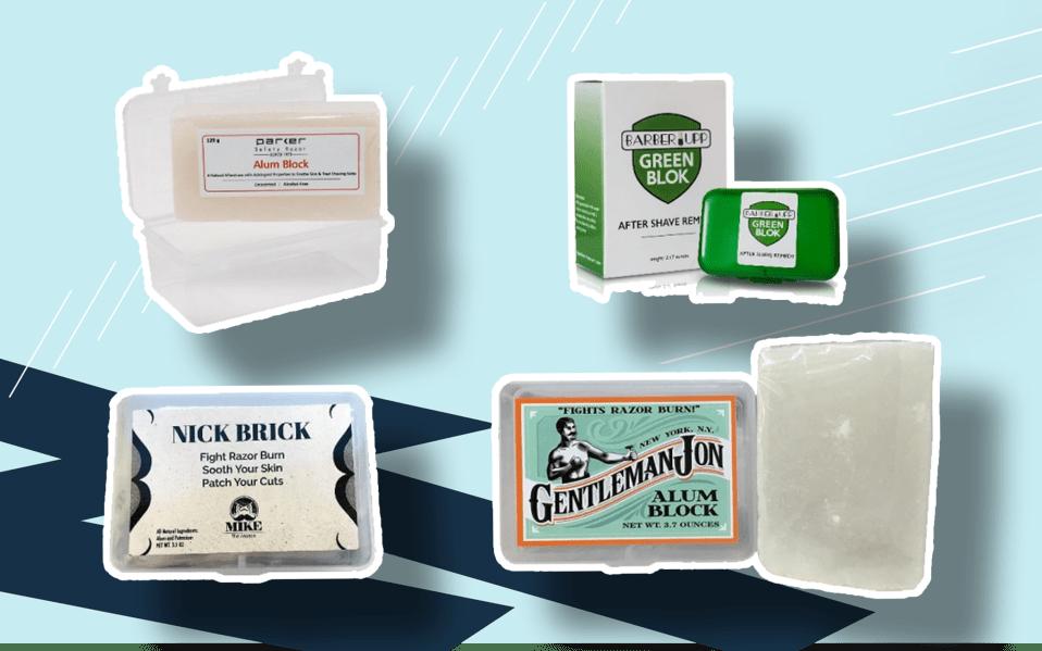 best alum blocks
