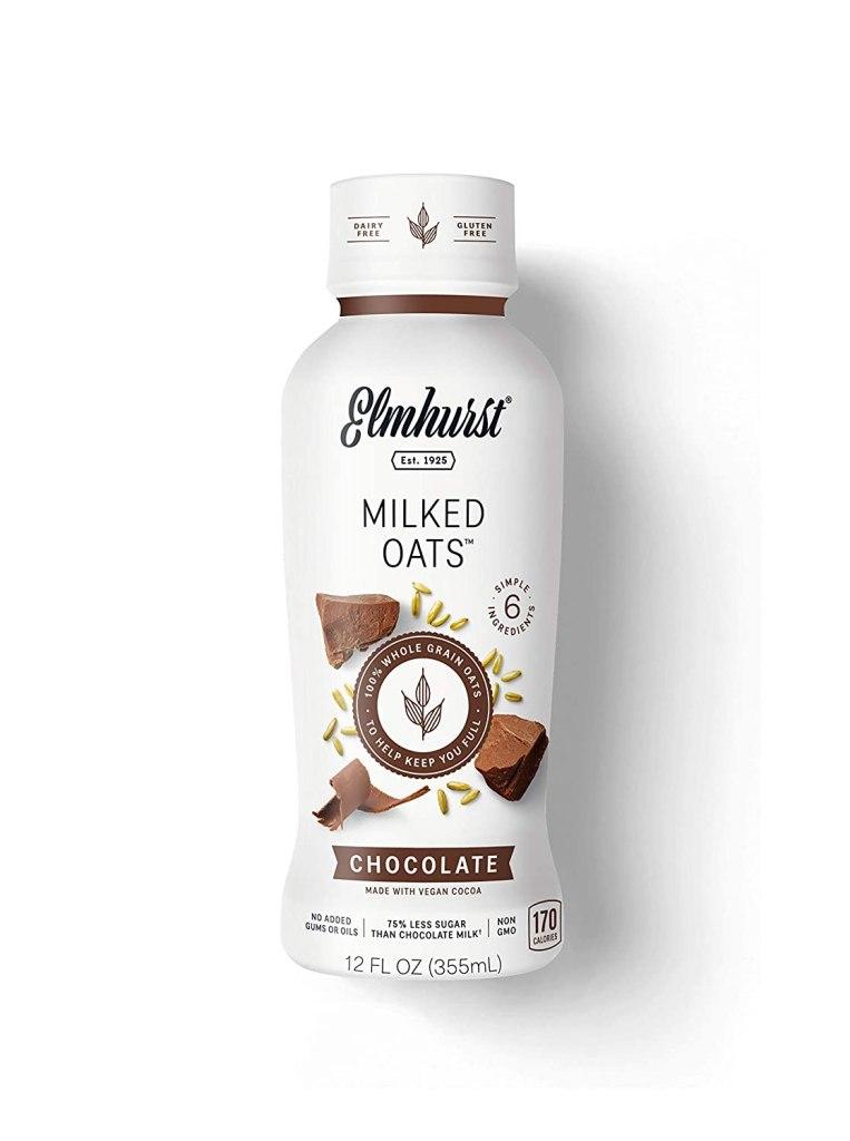 Elmhurst Milked Chocolate Oats Single Serve