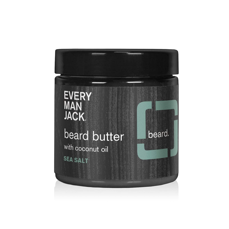 Every Man Jack Beard Butter; best beard butter