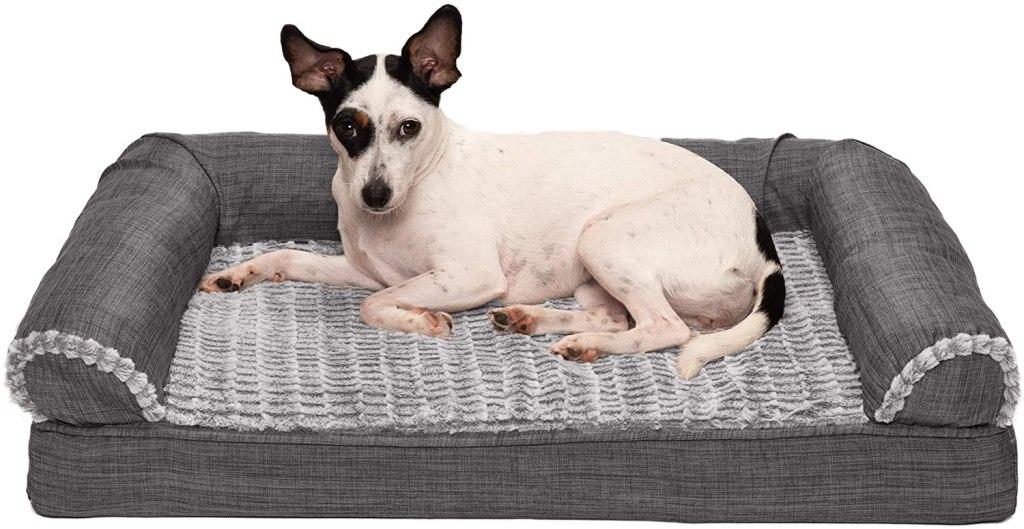 Furhaven Pet Memory Foam Dog Bed