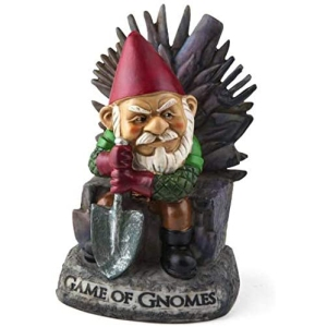GOT gnome, lawn gnomes