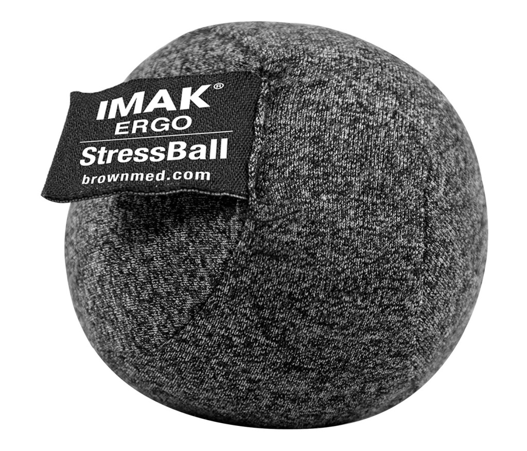 Brownmed IMAK Ergo Stress Ball, hand exerciser / grip strengthener