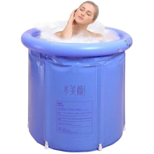 G Ganen freestanding bathtub, ice baths