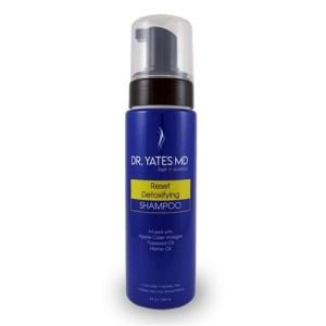 Dr. Yates Reset Clarifying Shampoo with Apple Cider Vinegar, Best Moisturizing Shampoos for Dry Scalp