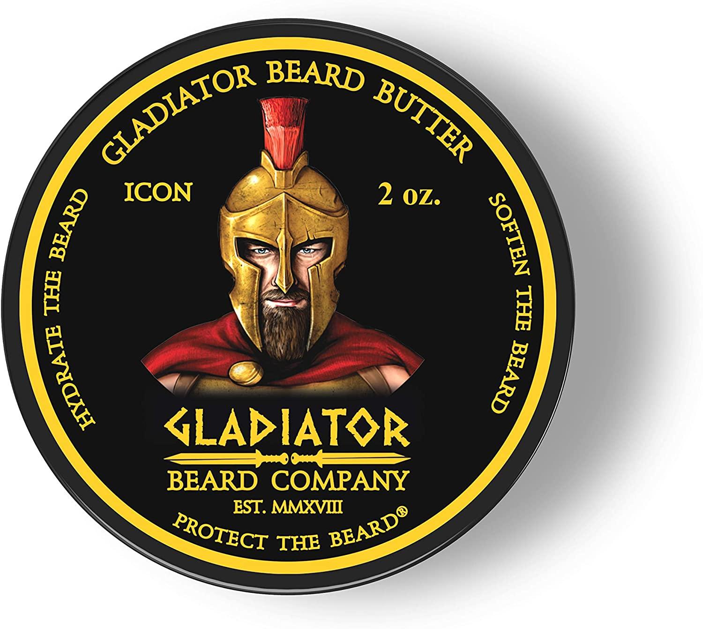 Gladiator Beard Butter; best beard butter