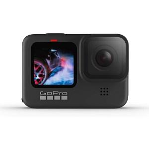 GoPro Hero9 adventure camera, best tech gifts