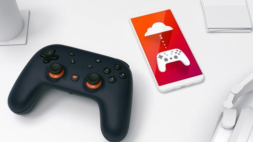 best video game streaming services Google Stadia