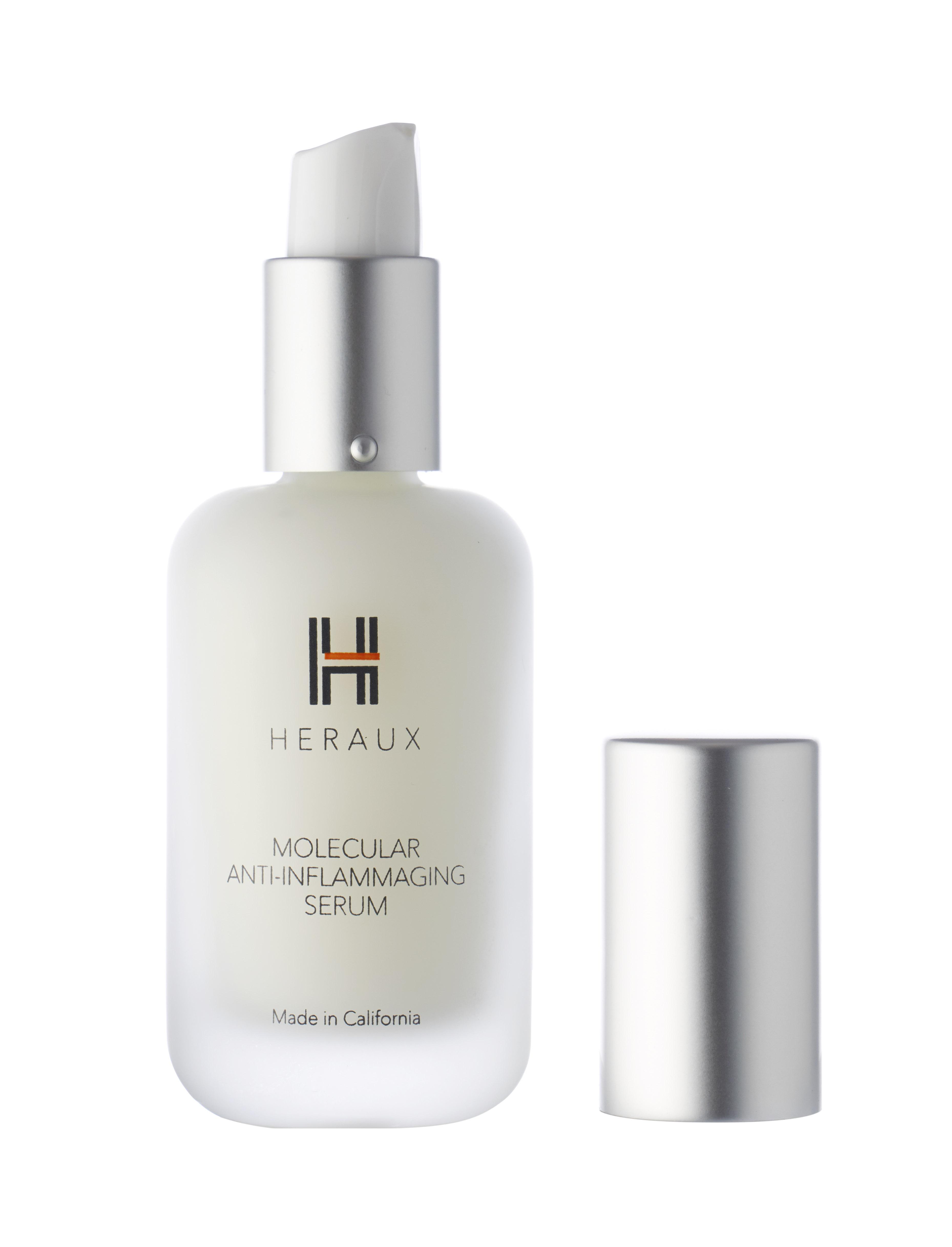 Heraux Molecular Anti-Inflammaging Serum; best anti-aging products for men