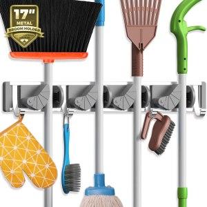 Holikme broom holder, best Amazon prime day deals