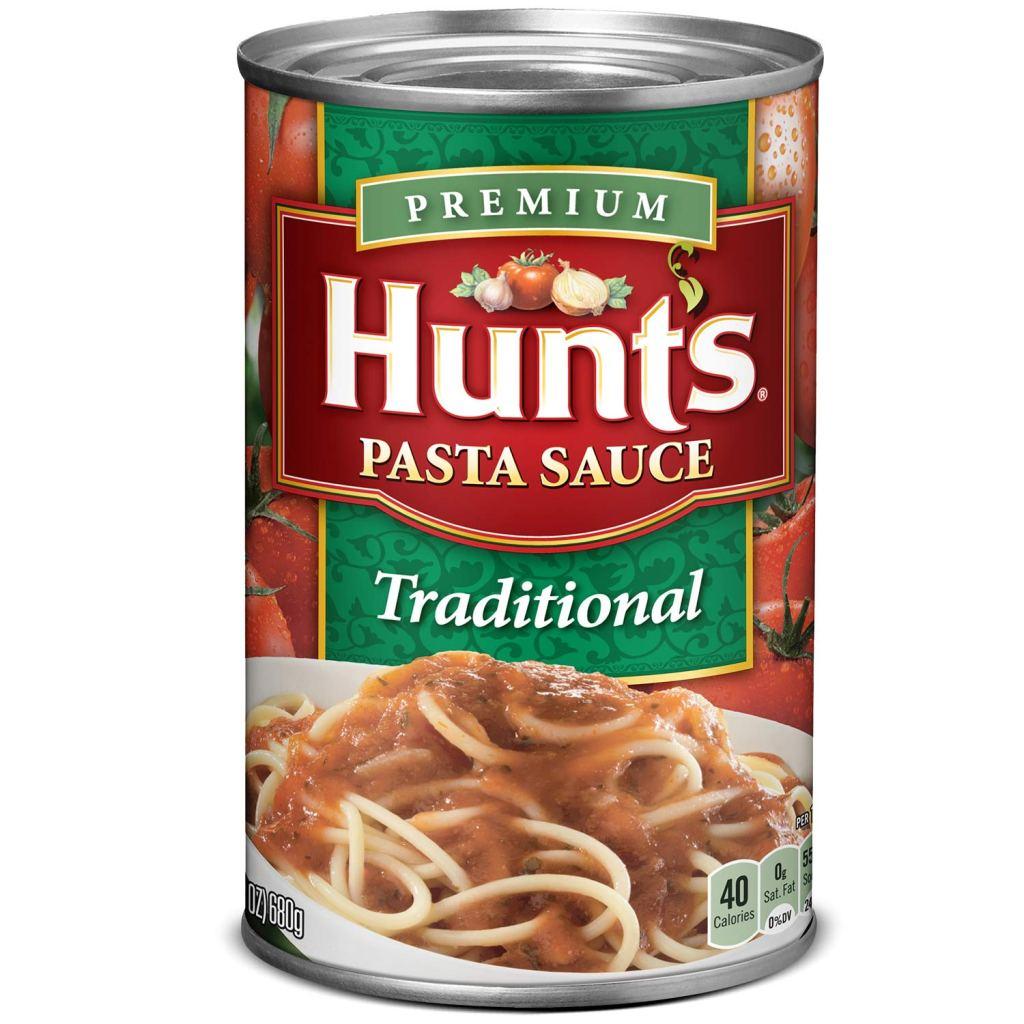 Hunt's Traditional Pasta Sauce