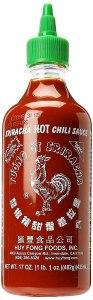 spicy chili sauce huy fong foods sriracha