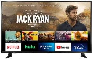 Insignia 65-inch smart TV, best Amazon prime day deals