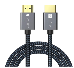 Ivanky 4K HDMI Cable