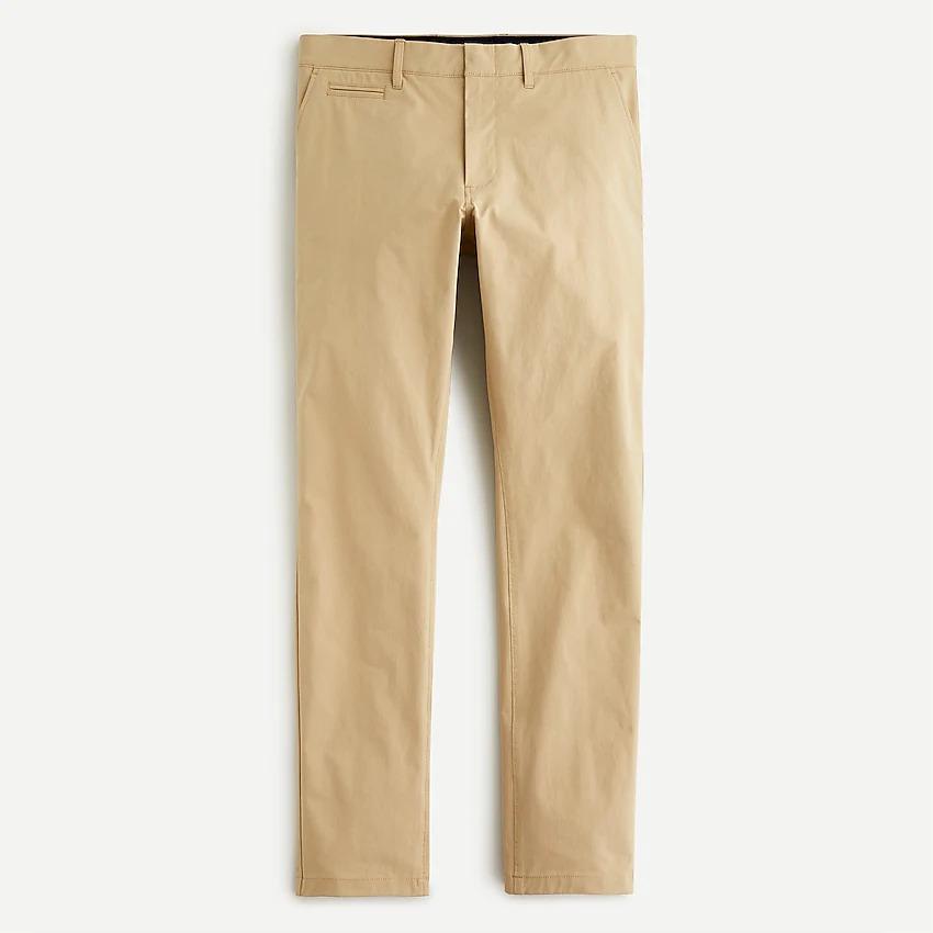 J. Crew 484 Slim Fit Tech Pant