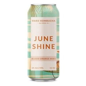 JuneShine hard kombucha, best hard kombucha