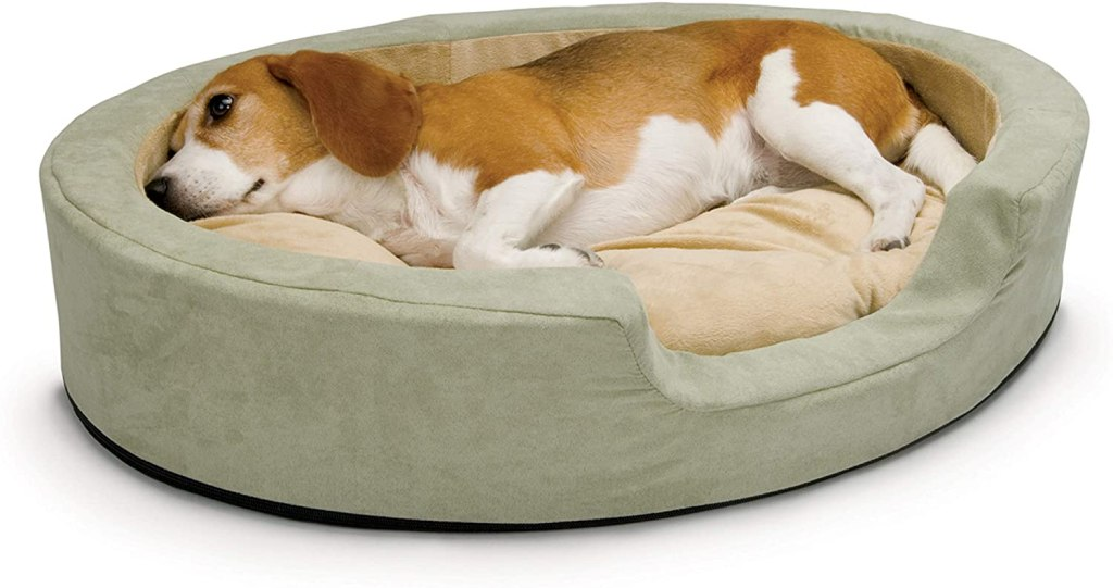K&H Pet Products Heated Pet Bed