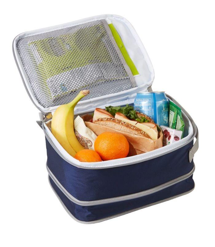 LL Bean Expandable Lunch Box