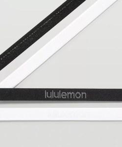 Lululemon Get in Line headband 2-pack, stylish headbands for men