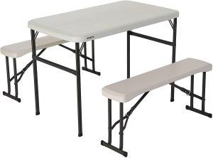 best portable picnic table lifetime