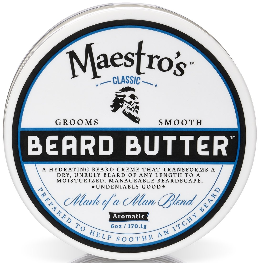 Maestro's Classic Beard Butter