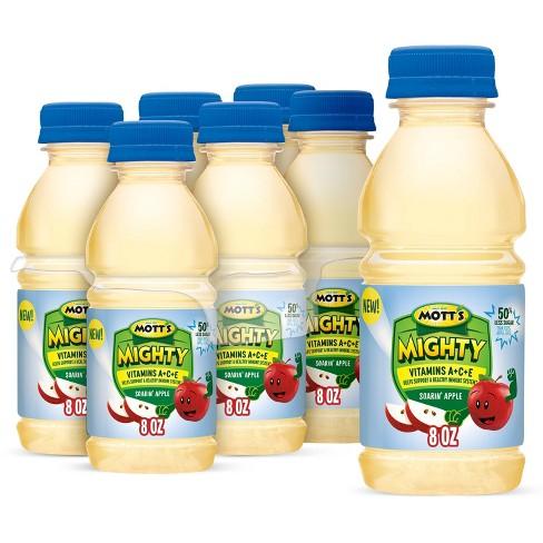 Mott's Mighty Soarin' Apple Juice