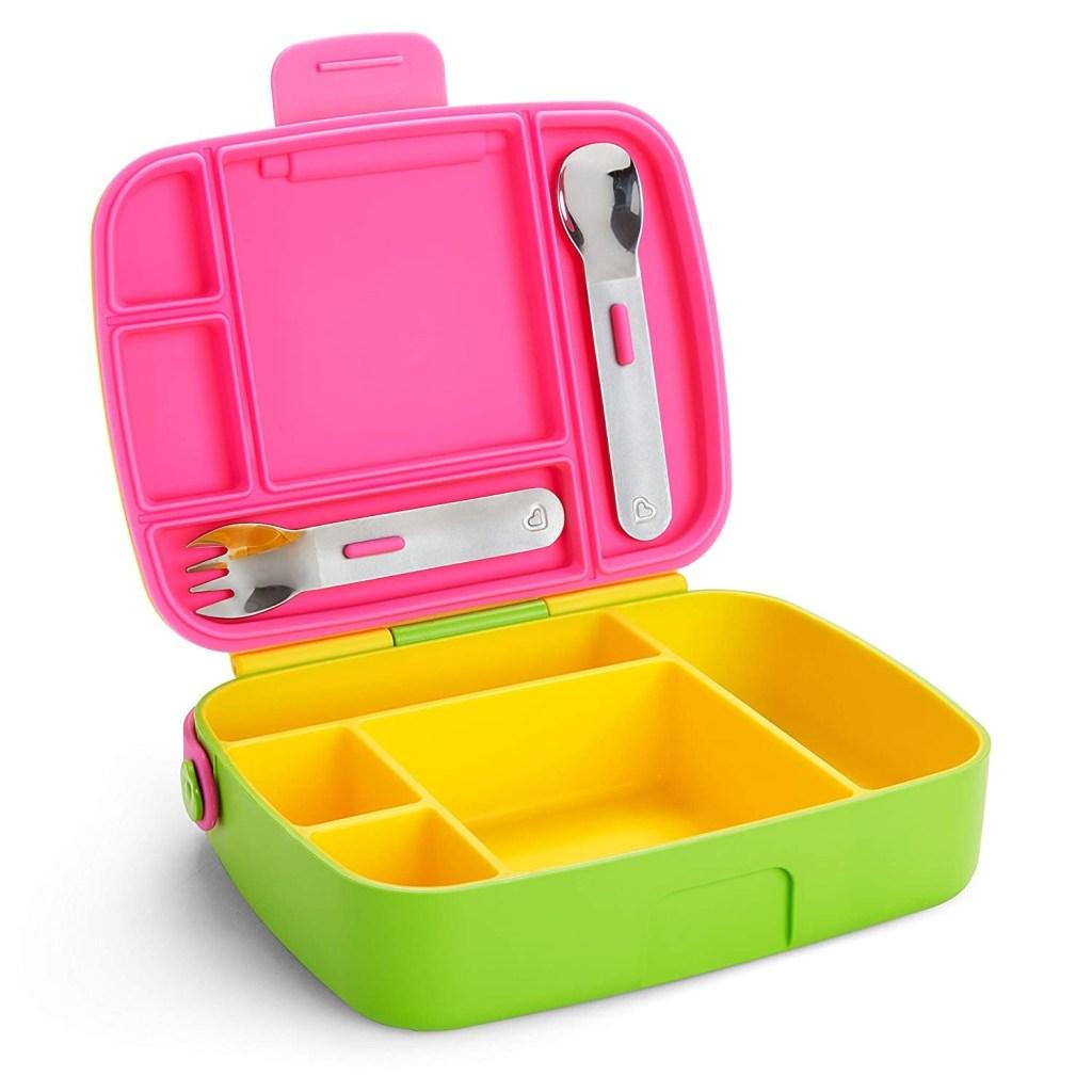 Munchkin Bento Box Toddler Lunch Box