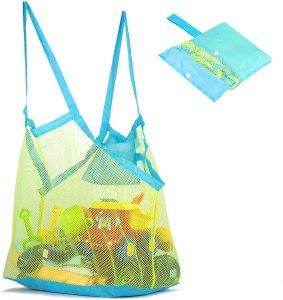 beach bags narwey mesh