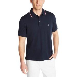 nautica men's polo shirt, best Amazon prime day deals