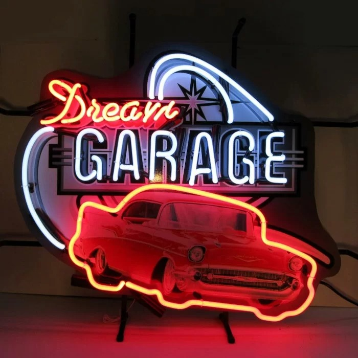 Neonetics Cars and Motorcycles LED Neon Sign