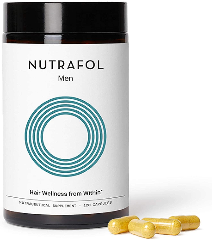 Nutrafol Men's Hair Growth Supplements