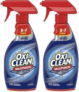OxiClean spray