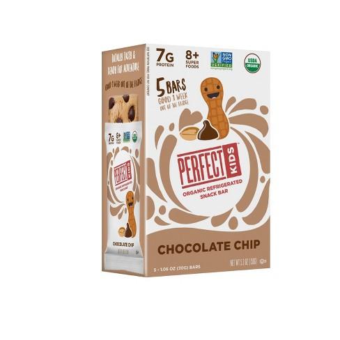 Perfect Snacks Perfect Kids Chocolate Chip Bar
