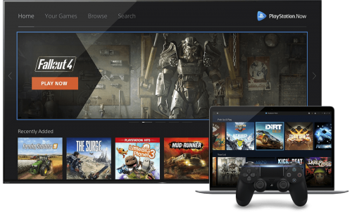 best game streaming service PlayStation Now