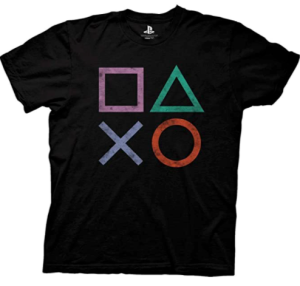 Playstation Vintage Icons Shirt