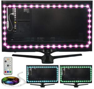 Power Practical LED Lights for TV