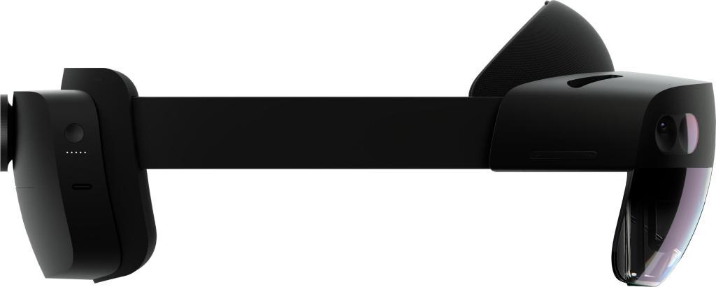 best AR headset - Microsoft Hololens 2 AR Headset