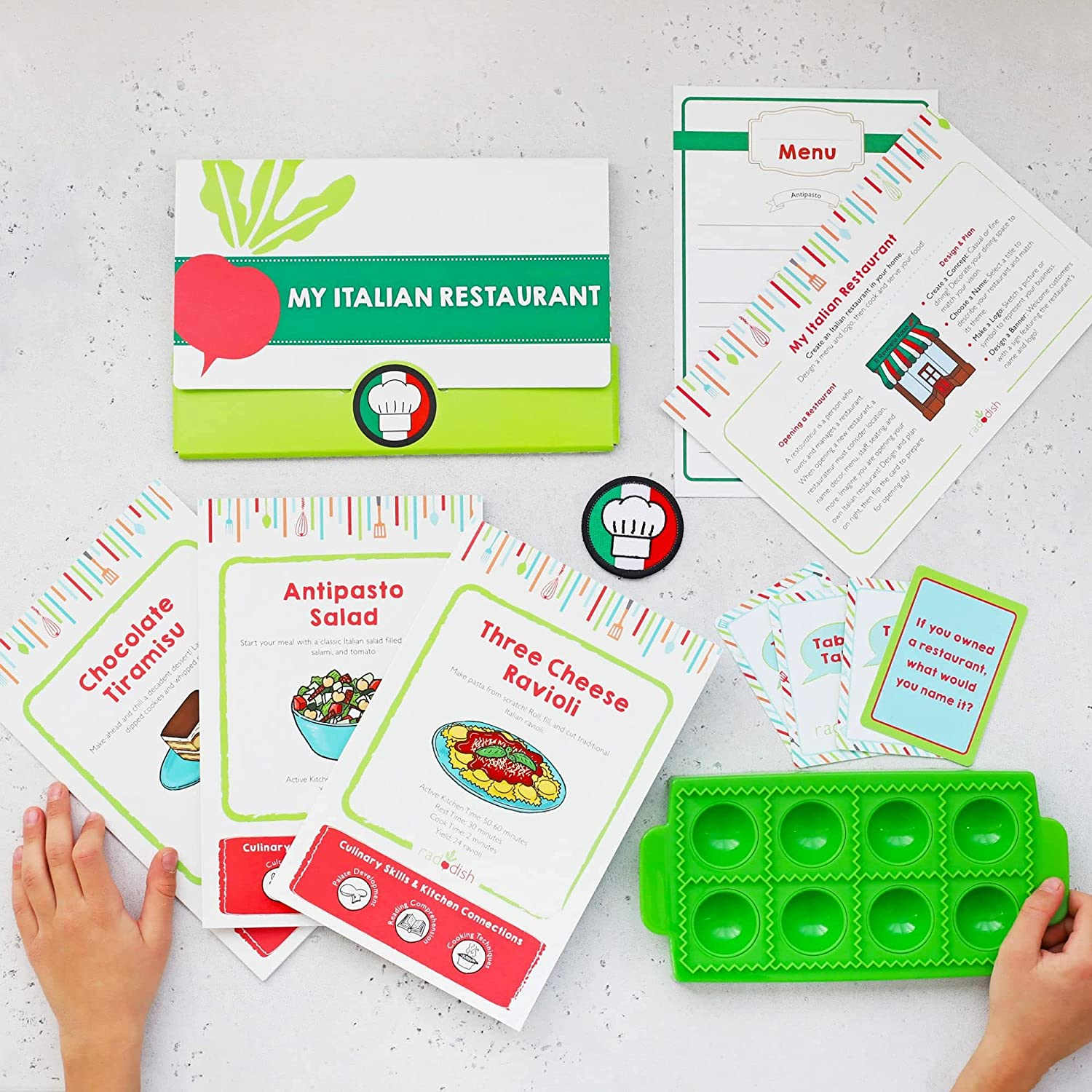 subscription boxes for kids raddish kids cooking subscription box