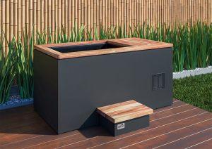 renu therapy cold plunge tank, ice baths
