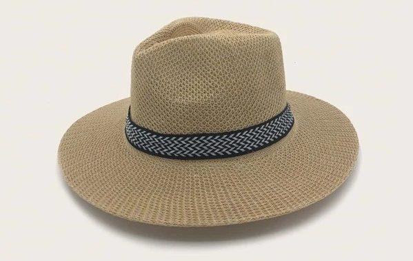 SHEIN Men Fedora Hat