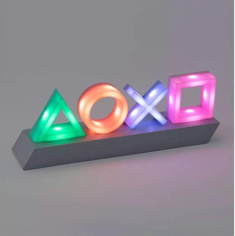 SONY Playstation ICON LED Light