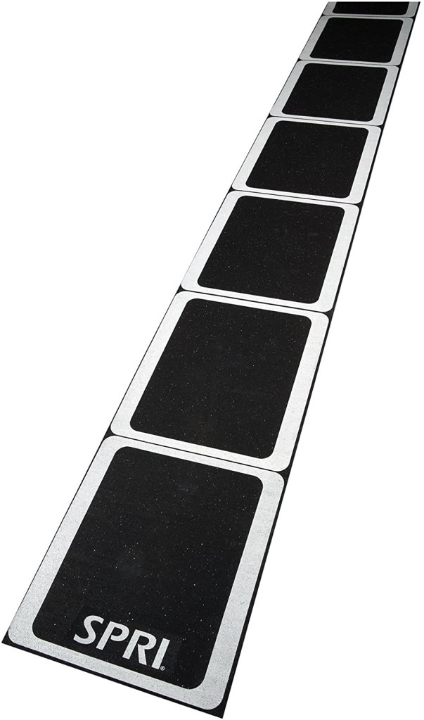 SPRI Roll-Out Agility Ladder Speed Training Equipment