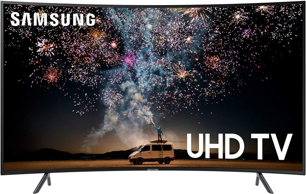 Samsung UN55RU7300FXZA Curved 55-Inch
