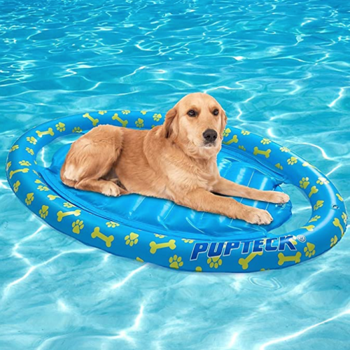 Pupteck Pup Pool Float
