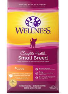 Wellness Small Breed Puppy Food, best puppy food