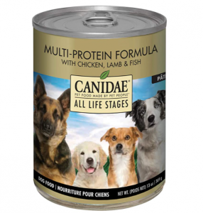 Canidae All Life Stages Wet Food, best puppy food
