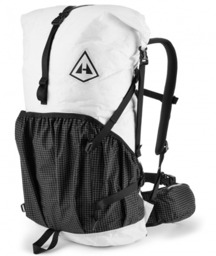 Hyperlite Mountain Gear 2400 Southwest Pack, best hiking backpack